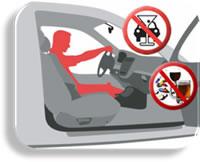 trafik kuralları alkol ve uyşturucu madde