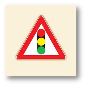 trafik tehlike uyarı işaretleri ışıklı işaret cihazı