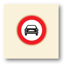 trafik tanzim işaretleri