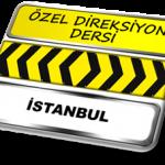 İstanbul özel direksiyon dersi TSBM