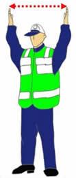 trafik polisi işaretleri ve anlamları