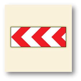 trafik tehlike uyarı işaretleri tehlikeli viraj yön levhaları