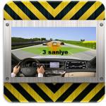 Direksiyon dersi, Düşük Riskte Araç Kullanma,Sürüş Güvenliği-Takip Mesafesi