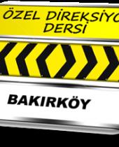 Bakırköy özel direksiyon dersi TSBM