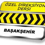 Özel direksiyon dersi Başakşehir TSBM