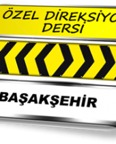 Başakşehir özel direksiyon dersi TSBM