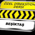 Özel direksiyon dersi Beşiktaş TSBM