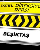 Beşiktaş özel direksiyon dersi TSBM