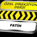 Özel direksiyon dersi Fatih TSBM