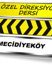 Mecidiyeköy özel direksiyon dersi TSBM