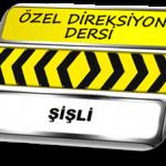 Özel direksiyon dersi Şişli TSBM