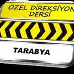 Özel direksiyon dersi Tarabya TSBM