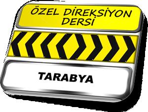 ozel direksiyon dersi tarabya