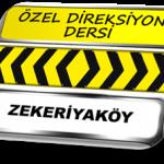 Özel direksiyon dersi Zekeriyaköy TSBM