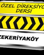 Zekeriyaköy özel direksiyon dersi TSBM