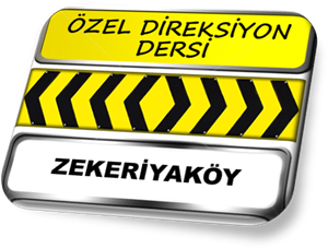 ozel direksiyon dersi zekeriyaköy