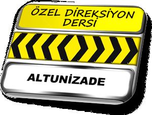 ozel direksiyon dersi Altunizade