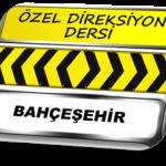 Bahçeşehir özel direksiyon dersi TSBM