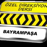 Özel direksiyon dersi Bayrampaşa TSBM