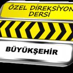Özel direksiyon dersi Büyükşehir TSBM