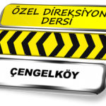 Çengelköy özel direksiyon dersi TSBM