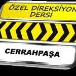 Özel direksiyon dersi Cerrahpaşa TSBM