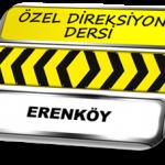Özel direksiyon dersi Erenköy TSBM