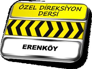 ozel direksiyon dersi Erenköy