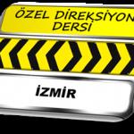 Özel direksiyon dersi İzmir TSBM