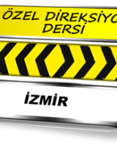 İzmir özel direksiyon dersi TSBM