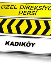 Kadıköy özel direksiyon dersi