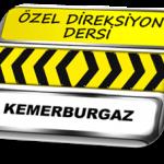 Özel direksiyon dersi Kemerburgaz TSBM