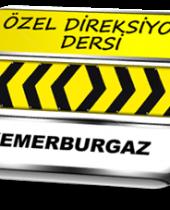 Kemerburgaz özel direksiyon dersi TSBM