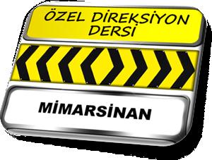 ozel direksiyon dersi Mimarsinan Mimaroba