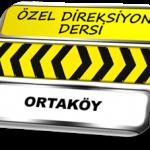 Özel direksiyon dersi Ortaköy TSBM