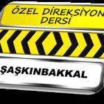 Özel direksiyon dersi Şaşkınbakkal TSBM