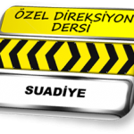 Özel direksiyon dersi Suadiye TSBM