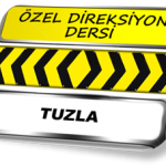 Özel direksiyon dersi Tuzla TSBM