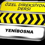 Özel direksiyon dersi Yenibosna TSBM