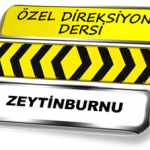Özel direksiyon dersi Zeytinburnu TSBM