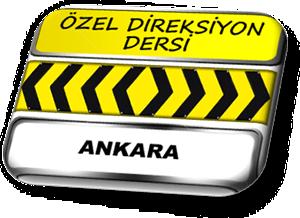 ozel direksiyon dersi Ankara