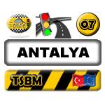 TSBM-Antalya bölgesi sürüş eğitmenlerimiz