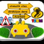 Otomatik vites direksiyon dersi Acarkent TSBM