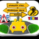 Antalya otomatik vites direksiyon dersi TSBM