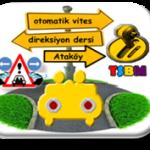 Otomatik vites direksiyon dersi Ataköy-TSBM