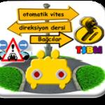 Bağcılar otomatik vites direksiyon dersi-TSBM