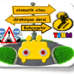Otomatik vites direksiyon dersi Bahçeşehir TSBM