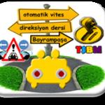 Otomatik vites direksiyon dersi Bayrampaşa-TSBM