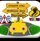 Bayrampaşa otomatik vites direksiyon dersi-TSBM