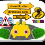 Otomatik vites direksiyon dersi Bostancı-TSBM